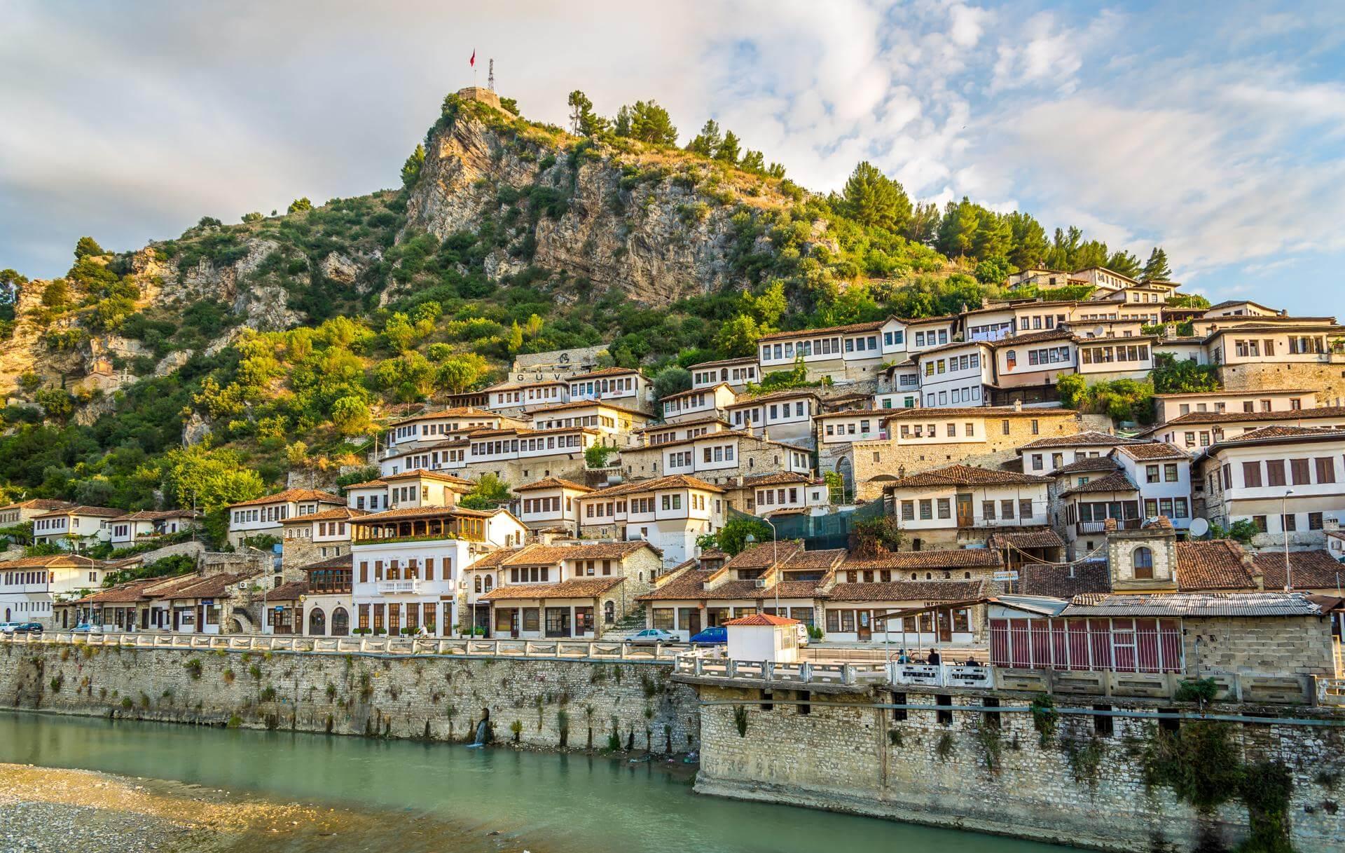 Открытка, албанские картинки